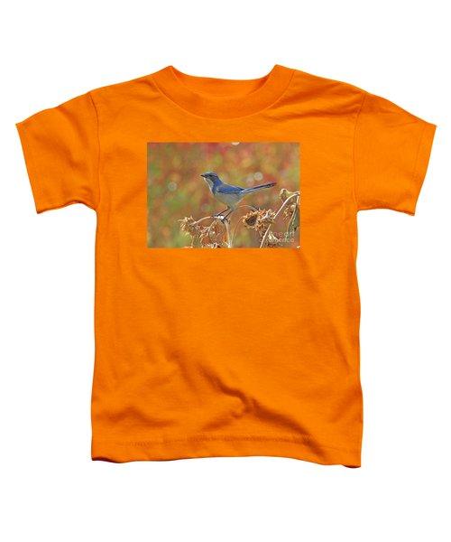 Western Scrub-jay Toddler T-Shirt