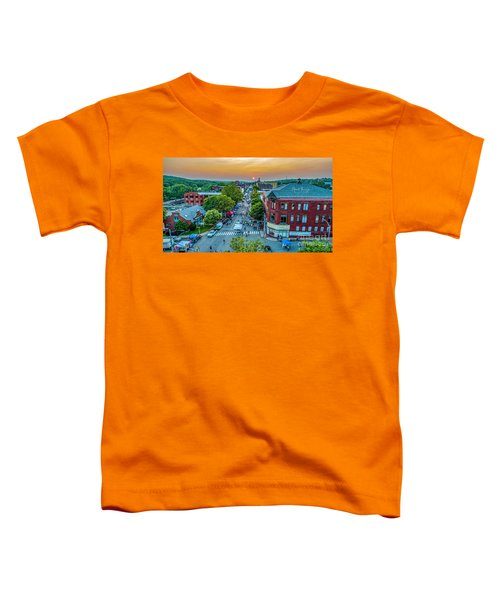 3rd Thursday Sunset Toddler T-Shirt