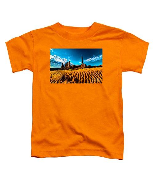 Sand Dune Toddler T-Shirt