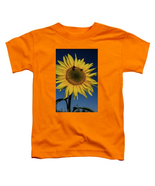 Sunflower Fields Toddler T-Shirt
