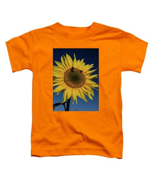 Sunflower Fields Toddler T-Shirt