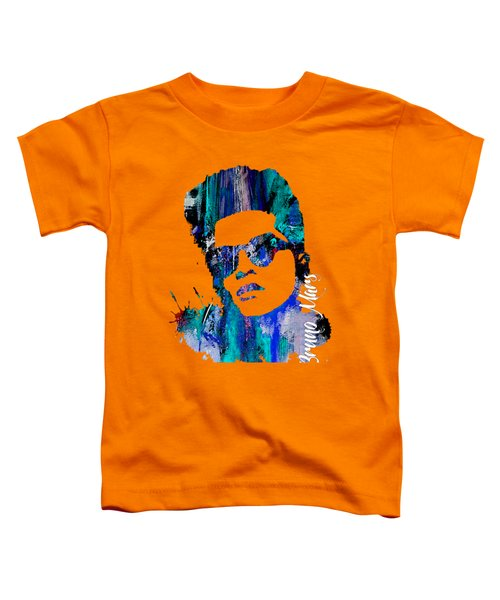 Bruno Mars Collection Toddler T-Shirt