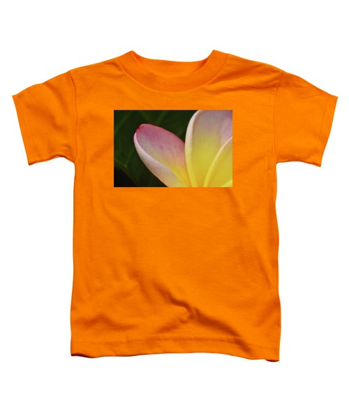 Plumaria Toddler T-Shirt