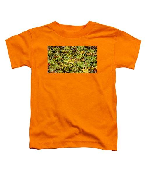 A Botanical Mosaic Toddler T-Shirt