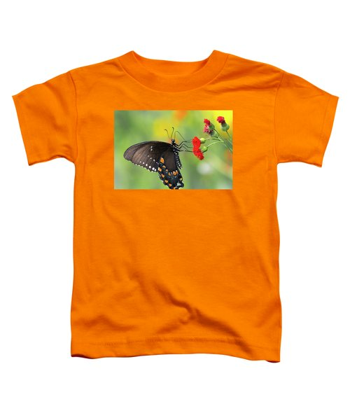 A Butterfly  Toddler T-Shirt