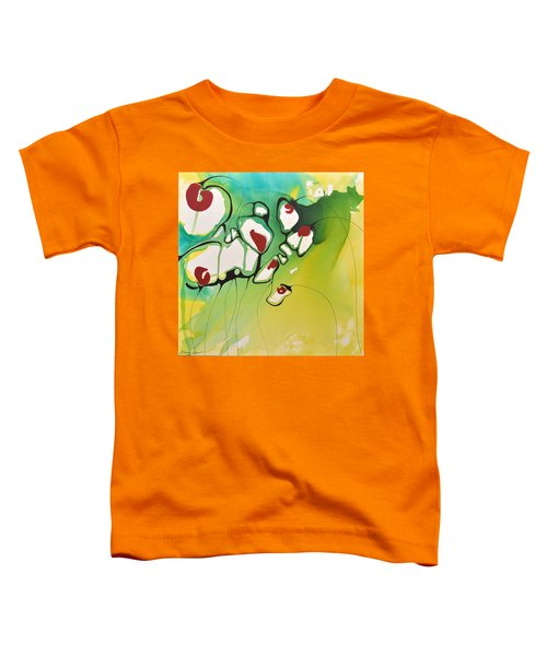 A Caged Feeling Toddler T-Shirt