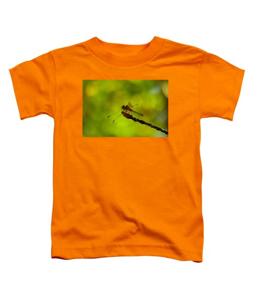 A Dragonfly Smile Toddler T-Shirt
