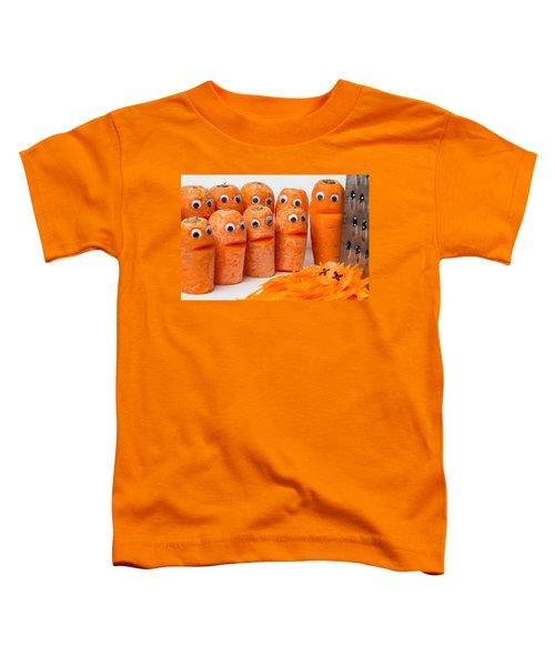 A Grate Carrot 2. Toddler T-Shirt