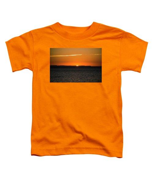 A La Paz Sunset Toddler T-Shirt