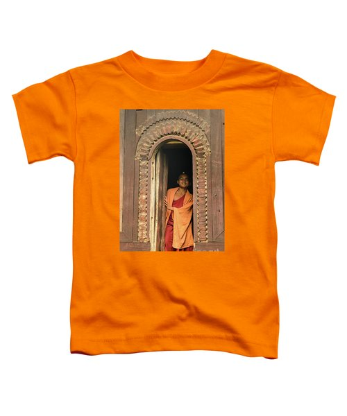 A Monk 4 Toddler T-Shirt