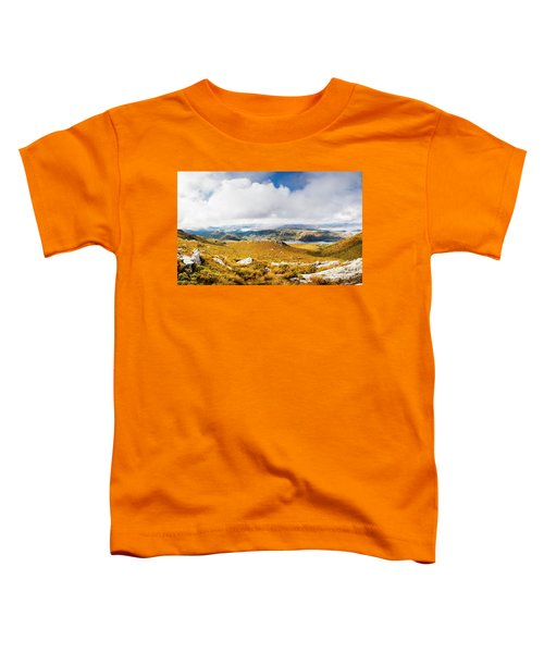 A Range Of Colours Toddler T-Shirt