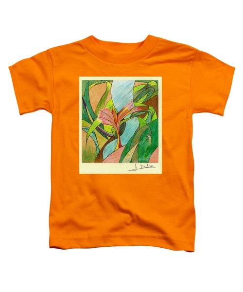 A River Runs Through Toddler T-Shirt