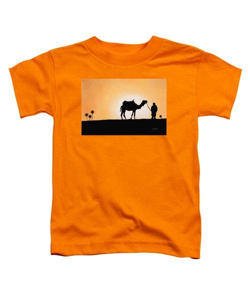 A Spasso Col Cammello Toddler T-Shirt