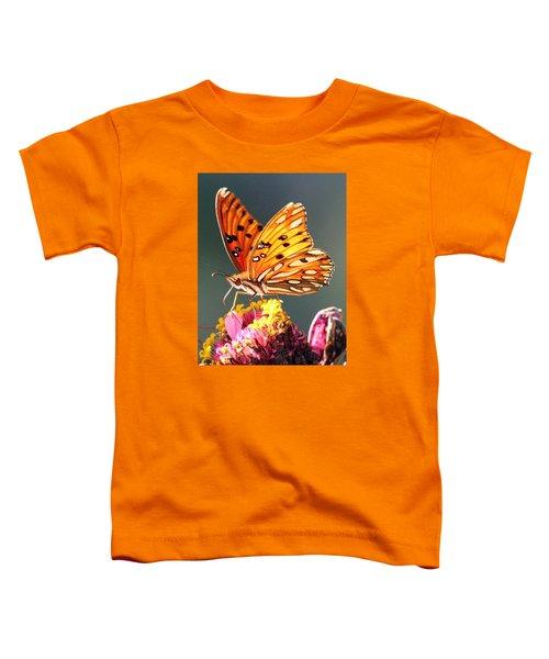 A Troubled Zinnia Toddler T-Shirt