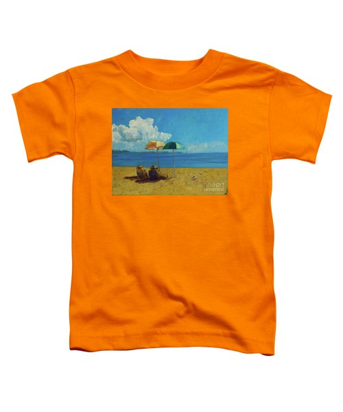 A Vacant Lot - Byron Bay Toddler T-Shirt