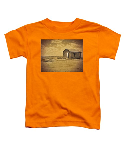 Abandoned Dust Bowl Home Toddler T-Shirt