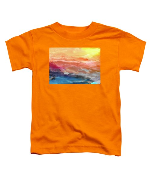 Above The Abyss Toddler T-Shirt