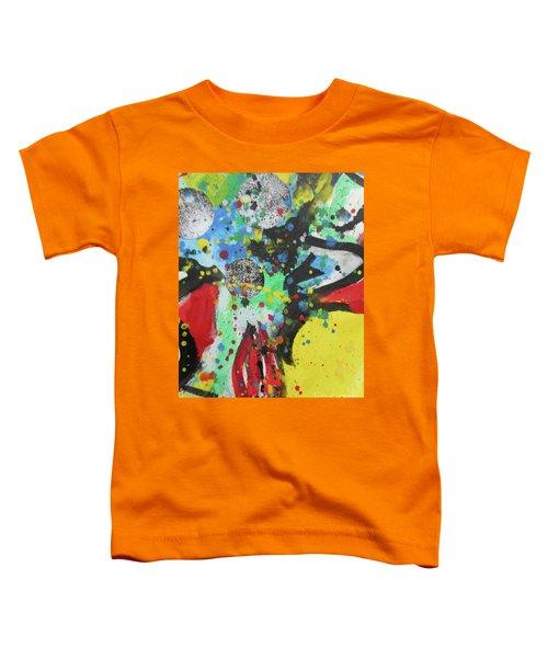 Abstract-1 Toddler T-Shirt