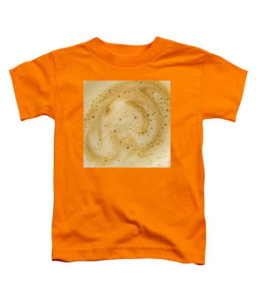 Abstract Coffee Toddler T-Shirt