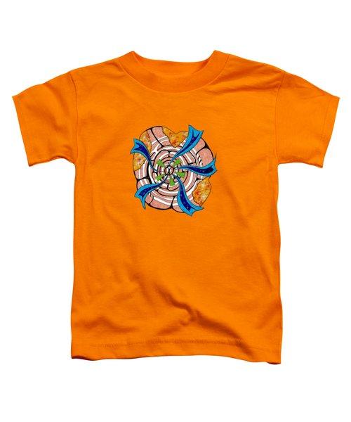 Abstract Digital Art - Ciretta V3 Toddler T-Shirt