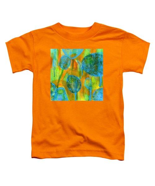 Abstract Painting No. 1 Toddler T-Shirt
