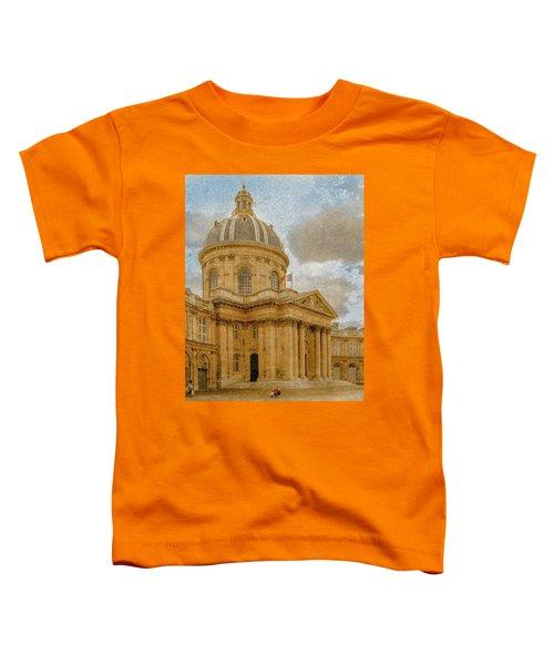 Paris, France - Academie Francaise Toddler T-Shirt