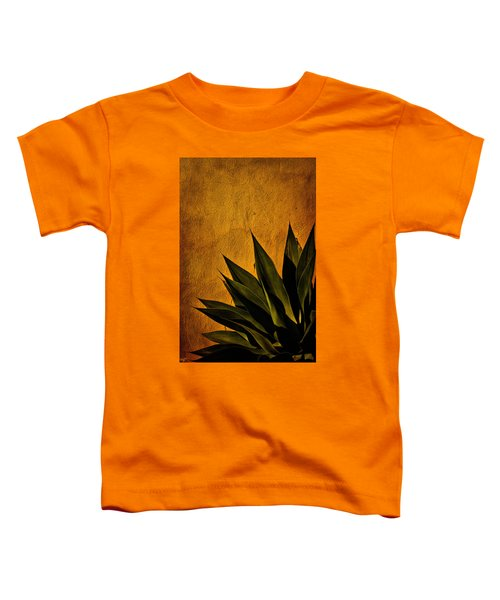 Adobe And Agave At Sundown Toddler T-Shirt