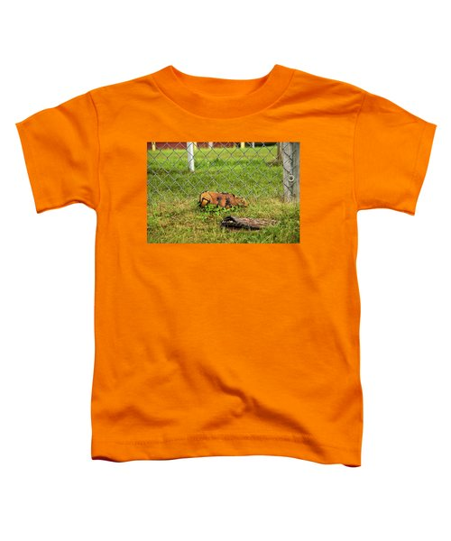 After Video Games Toddler T-Shirt