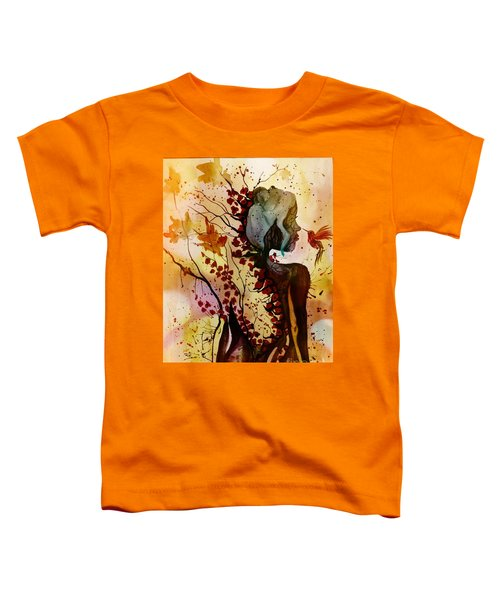 Alex In Wonderland Toddler T-Shirt