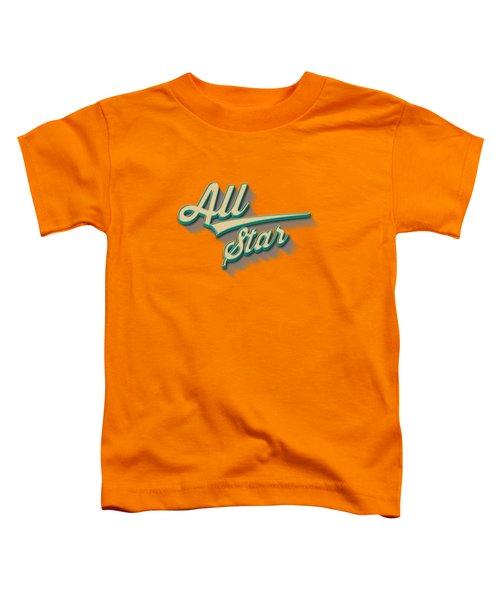 All Star Tee Toddler T-Shirt
