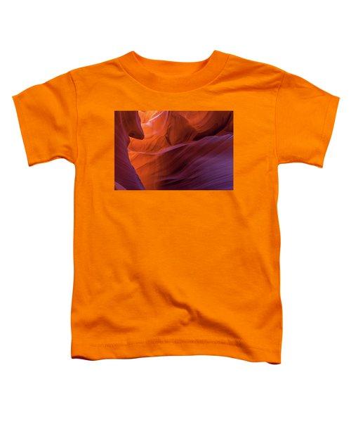 Antelope Canyon Fire Toddler T-Shirt