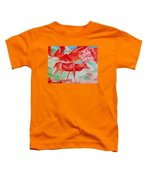 Antelope Save Toddler T-Shirt
