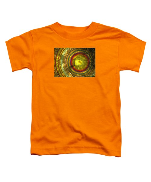Apollo - Abstract Art Toddler T-Shirt