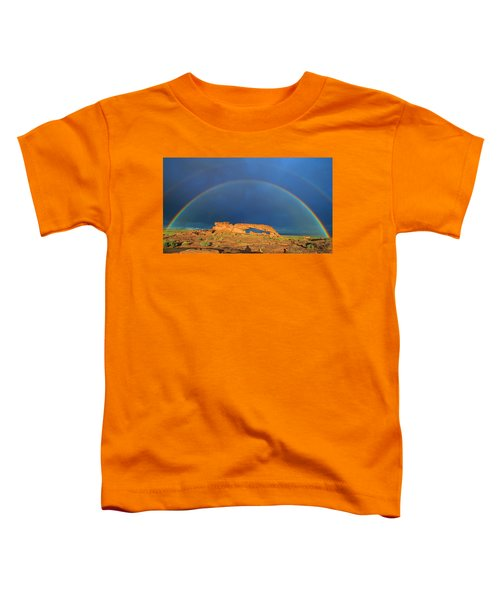 Arching Over Toddler T-Shirt