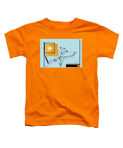 Aria Toddler T-Shirt