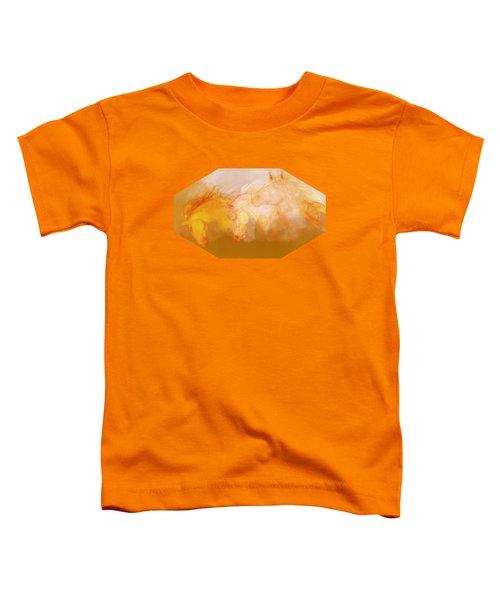Flaxen Manes Toddler T-Shirt