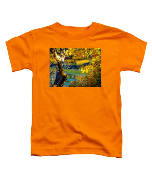 As Fall Leaves Toddler T-Shirt