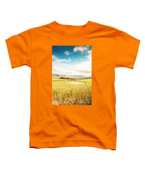 Australian Open Spaces  Toddler T-Shirt