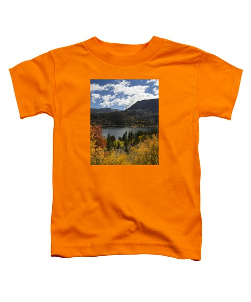 Autumn At Rock Creek Lake 2 Toddler T-Shirt
