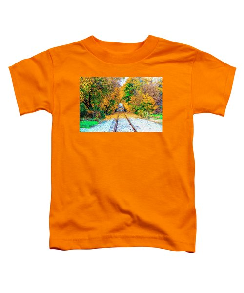 Autumn Days Toddler T-Shirt