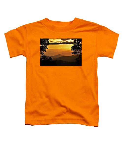 Autumn Gold Toddler T-Shirt
