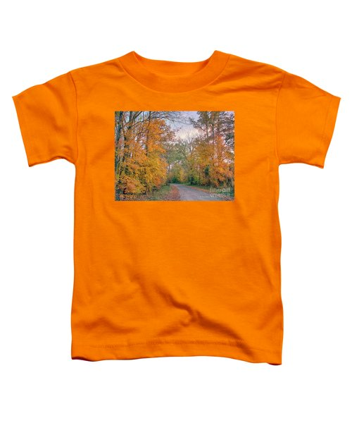 Autumn In East Texas Toddler T-Shirt