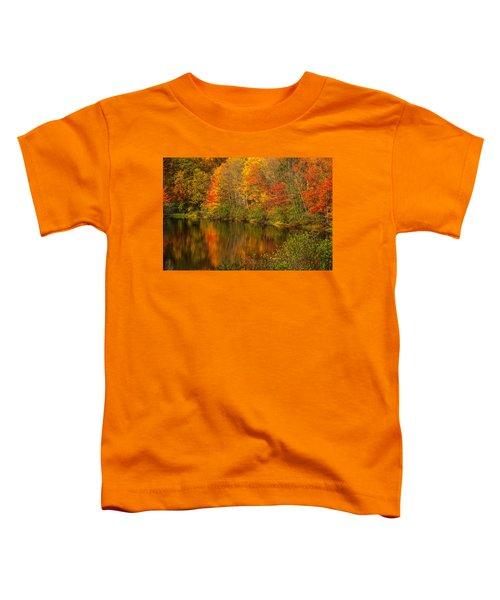 Autumn In Monroe Toddler T-Shirt