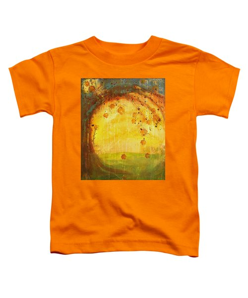 Autumn Leaves - Tree Series Toddler T-Shirt