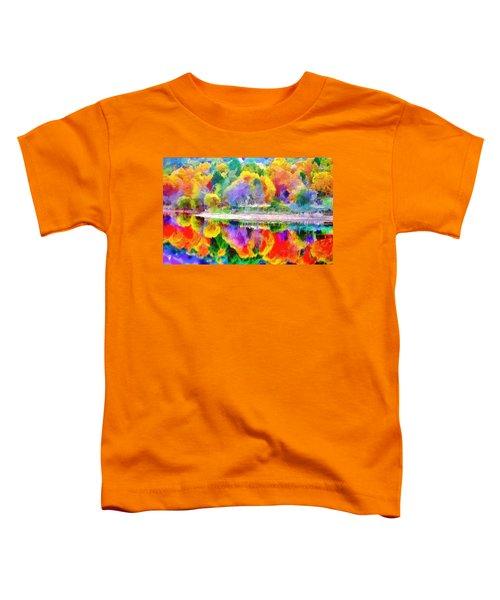 Autumn Panorama Toddler T-Shirt
