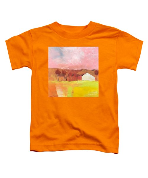 Autumn Stillness Toddler T-Shirt
