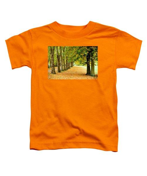 Autumn Walk Toddler T-Shirt