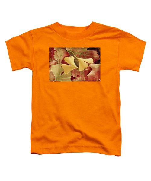 Autumn Yellow Toddler T-Shirt