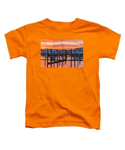 Autumnal Sky Toddler T-Shirt