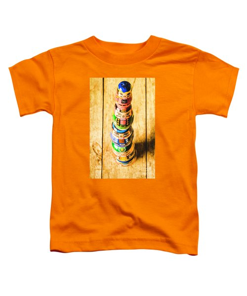 Balancing The Command Structure Toddler T-Shirt